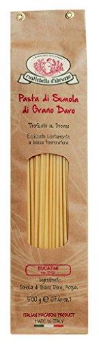 Bucatini, hohle Spaghetti