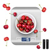 UOON Digital Kitchen Scales, Electronic Food Scale, Ultra Slim Design, Accurate Weighing Home