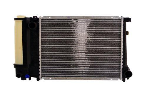Motorkühler Kühler 3 Compact (E36) 316 g i 318 i ti, passend für folgende Originalteilenummern (dient nur zu Vergleichszwecken): 17111712996, 17111723537, 1712971, 1712996, 1723537 (Kühler Motor)