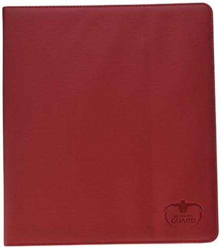 Ultimate Guard UGD010621 - Supreme Collector´s Album 3-Ring XenoSkin Slim, rot Preisvergleich