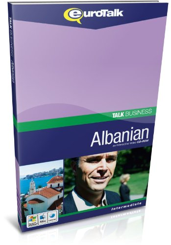 Talk Business Albanian: Interactive Video CD-ROM - Intermediate (PC/Mac)
