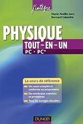 Physique tout-en-un PC, PC* : Le cours de référence