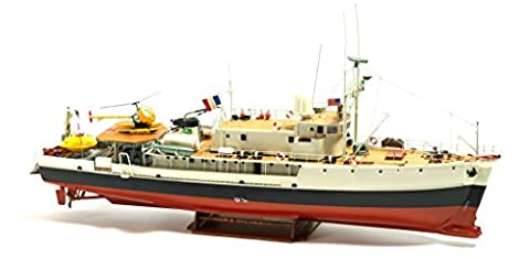 Billing Boats B560 1:45 Calypso Ocean Research Vessel Model