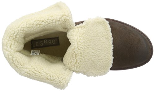 Legero - Biella Hw14, Anfibi Donna Marrone (Braun (CHOCOLATE 08))