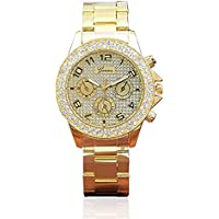Relojes para mujer, reloj de cuarzo ICHQ para mujer, reloj