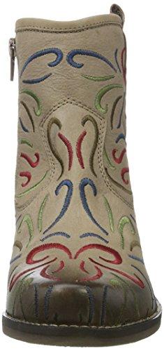Bugatti Damen 411338311500 Stiefel Braun (Taupe/ Multicolour)