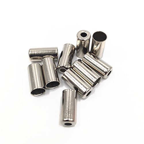 Vavert Bike Bike Gear & Brake Outer Cable Ferrule 5mm (Pack of 10) -
