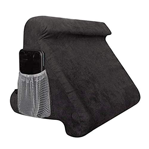Ritapreaty Soft Pillow pour iPad, Support de Plateau-Coussin pour tablettes, lecteurs de Livres numériques, Smartphones, Livres et Magazines Img 3 Zoom