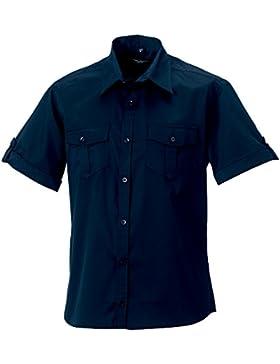 Russell - Camicia Maniche Corte - Uomo