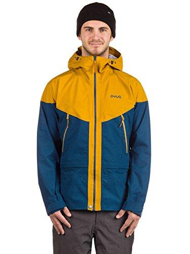 Herren Snowboard Jacke PYUA Breakout-Y 2.0 Jacke