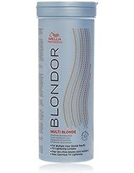 Wella Blondor Multi Blonde staubfreies Blondierpulver, 400 g, 1er Pack, (1x 0,4 kg)