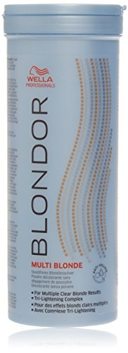 Wella Poudre Blondor Multi Blonde Powder 400 g