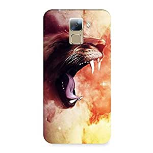 Perfect print back cover for Huawei Honor 7