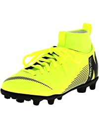 Nike Jr Superfly 6 Club FG/MG, Chaussures de Football Mixte Enfant