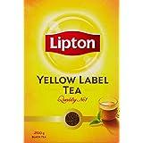 Lipton Yellow Label Leaf Carton, 250g