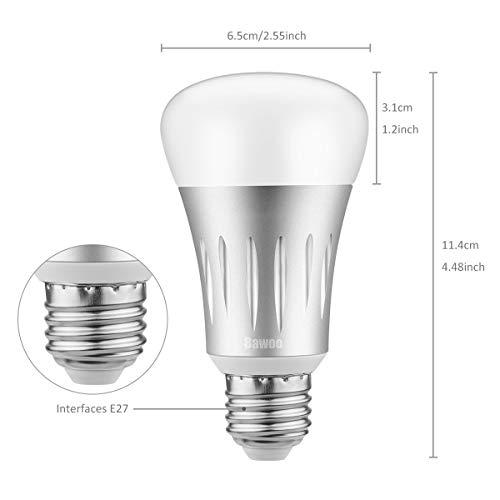 Eclairez votre intérieur intelligemment avec la lampe smart Bawoo - 41hhP5q 2BAEL - Eclairez votre intérieur intelligemment avec la lampe smart Bawoo
