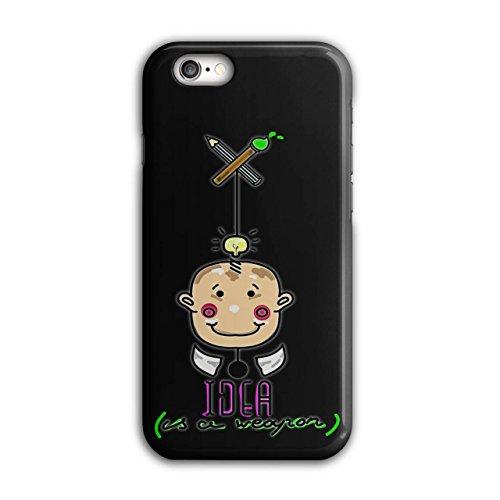 Idee Cool Entwurf Mode Kreativität iPhone 6 / 6S Hülle | Wellcoda