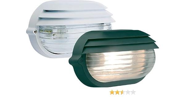 Plafoniere In Vetro Per Esterno : Papillon plafoniera bianca esterno vetro trasparente attacco a