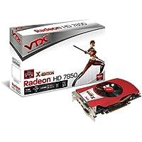 VTX3D Radeon HD 7850 X-Edition Grafikkarte (PCIe 3.0, 1GB GDDR5 Speicher, miniDP)