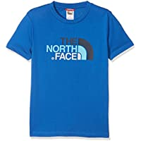 The North Face/S/S Easy Tee Turk Sea maglietta di taglio Unisex, Bambini, Y S/S Easy Tee Turk Sea, turk sea, M