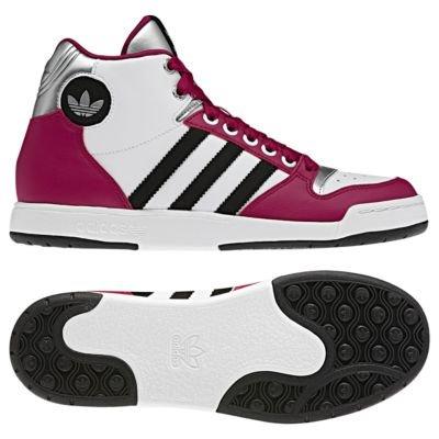 Adidas Midiru court mid W G63076, Baskets Mode Femme - taille 38 2/3