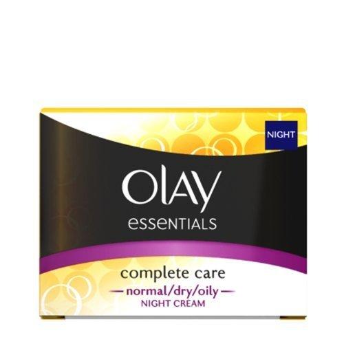 Olay Essentials Complete Care Moisturiser Night Cream by Olay (English Manual)