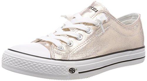 Dockers by Gerli Unisex-Kinder 38AY662-700760 Sneaker, Pink (Rosa 760), 38 EU
