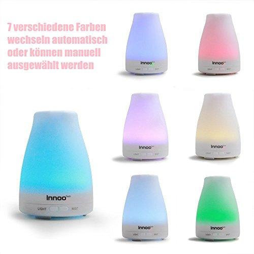 InnooTech Aroma Diffuser-Luftbefeuchter-Duftspender - 2