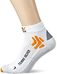 X-Socks Erwachsene Funktionssocken Tennis Silver Low Cut