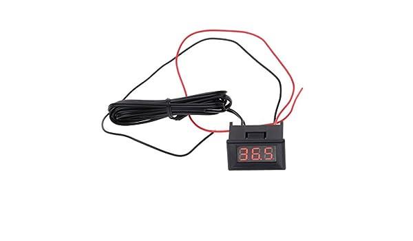 Kühlschrank Ph2 : Cuigu digital thermometer led digital thermometer auto sonde