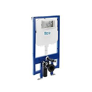 Roca A890080020 Bastidor con cisterna compacta para inodoro suspendido
