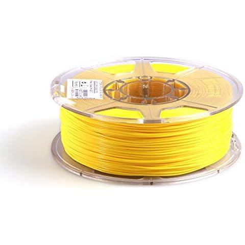 eSun - Filamento de PLA para impresora 3D, 1 kg, 1,75/3,00 mm varios colores, temperatura190-220 ℃, para impresora 3D como RepRap MakerGear Ultimaker Mendel Huxlep UP Thing-O-Matic,
