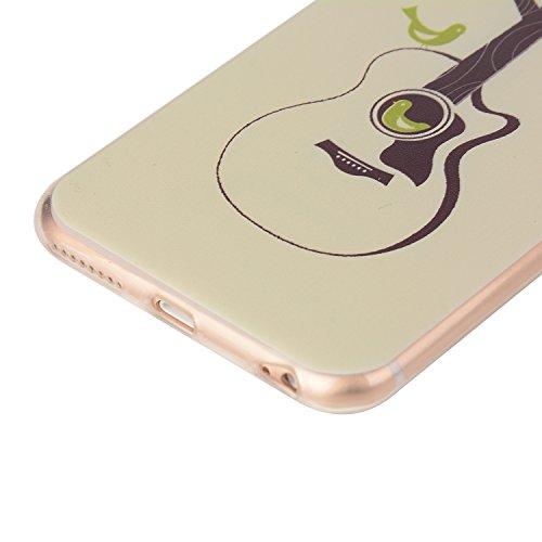 """iPhone 6s Coque, MOONCASE iPhone 6 Étui Slim Fit Housse en TPU Absorption de Chocs Case Cover pour iPhone 6 (2014) / 6s (2015) 4.7"""" - YG09 Multi-Colored Series - YG09"""