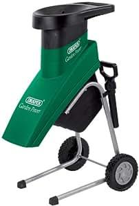 Draper 45546 40 mm 230-Volt 2,400-Watt Shredder  (Old Version)