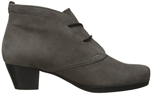Gabor Shoes 36.65 Damen Kurzschaft Stiefel Grau (anthrazit (Micro) 30)