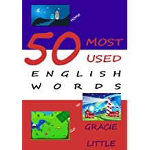 50 Most Used English Words (English Edition)