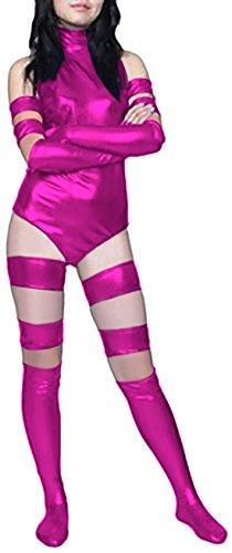 Howriis - Tuta -  donna Mehrfarbig - Purple Red