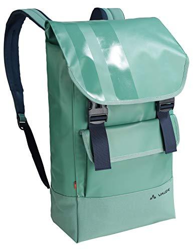 Vaude Esk, Praktischer Laptop-Rucksack für den modernen Alltag, 17l Rucksäcke20-29l, Nickel Green, one Size