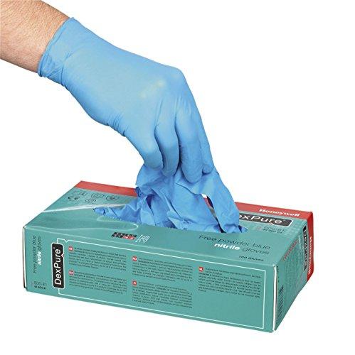 honeywell-4580091-dexpure-xl-gants-en-nitrile-non-poudre-bleu-lot-de-100-paires-inclus-4580091-xl