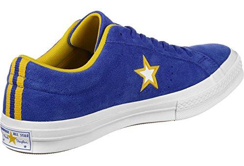 Converse Lifestyle One Star Ox Suede, Chaussures de Fitness Mixte Enfant