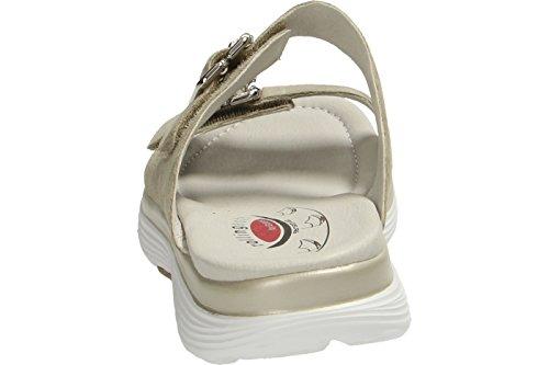 Gabor66910-93 - Pantofole Donna Platino