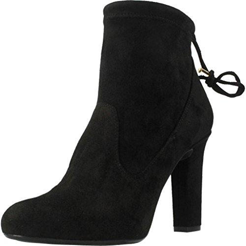UNISA Bottines - Boots, Couleur Noir, Marque, Modã¨Le Bottines - Boots Paule STL Noir