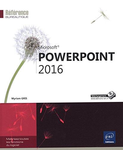 PowerPoint 2016 par Myriam GRIS