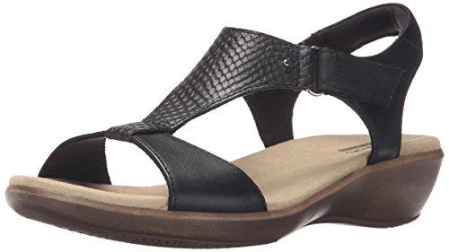 Clarks Roza Pine Dress Sandal Black
