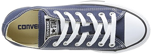 Converse Ctas Core Ox, Baskets mode mixte adulte Blau (navy)