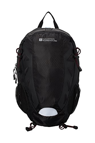 Mountain Warehouse Force Cycle Hydro-Tasche Schwarz