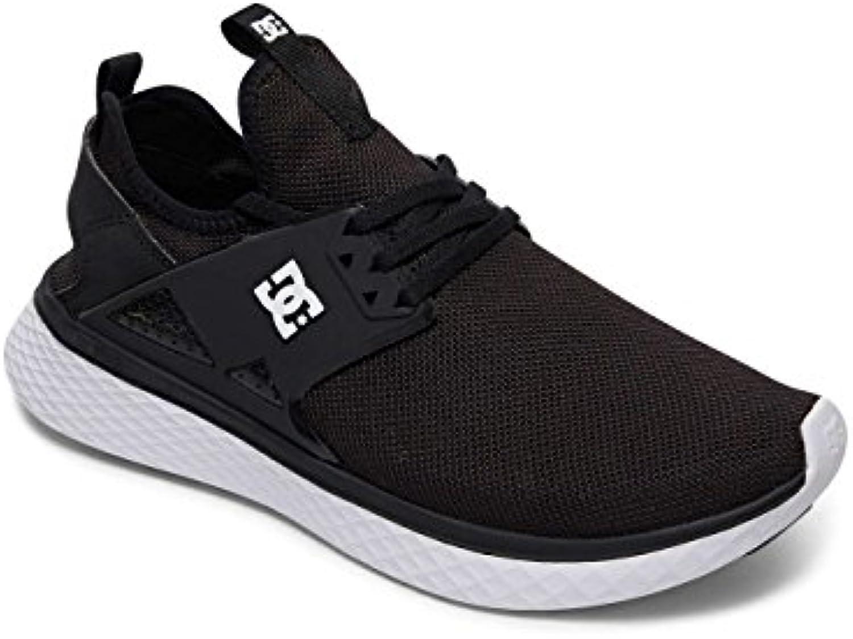 Dc scarpe Meridian M scarpe scarpe scarpe Bkw nero bianca 44.5 EU (11 US   10 UK)   Di Nuovi Prodotti 2019  108246