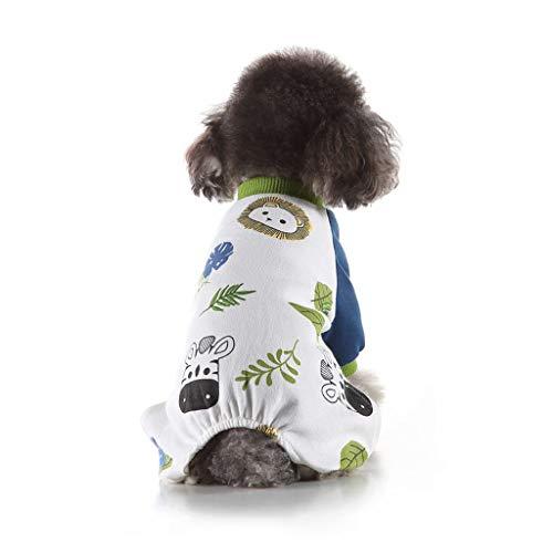 Dkings Pet Katze Hund Kleidung Pyjamas Haustier Halloween Kostüm Hund Kürbis Kostüm Haustier Katze Hund Kleidung Star - Extra Große Hunde Kürbis Kostüm