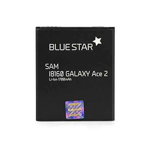 BlueStar Batterie mobile Samsung S7560 S7562 Trend i8160 Ace 2 Li-Ion 1700 mAh analogue EB425161LU