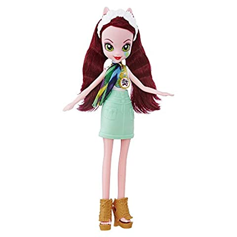 My Little Pony Equestria Girls Legend of Everfree Gloriosa Daisy Doll by My Little Pony Equestria Girls